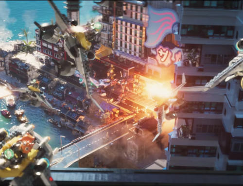 Lego Ninjago Trailer