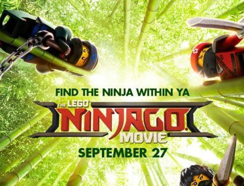 Lego Ninjago Poster