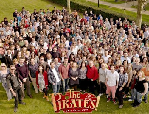 Pirates! Crew